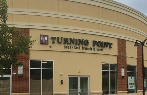 Turning Point Restaurant Warrington Pa
